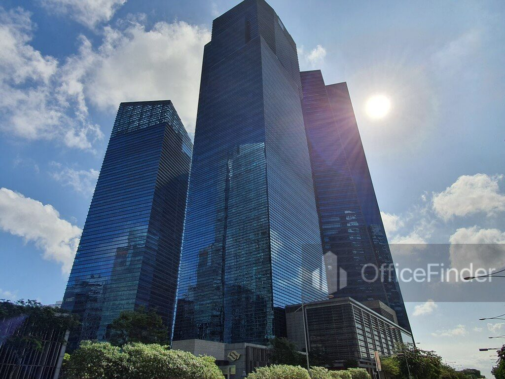 Marina Bay Financial Centre MBFC
