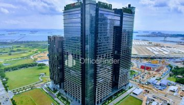 Marina One Office Towers</a>