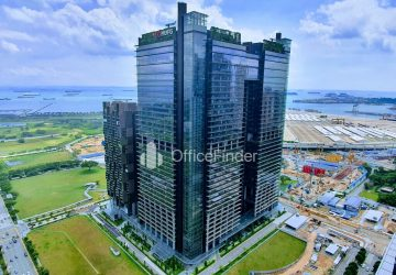 Marina One office for rent