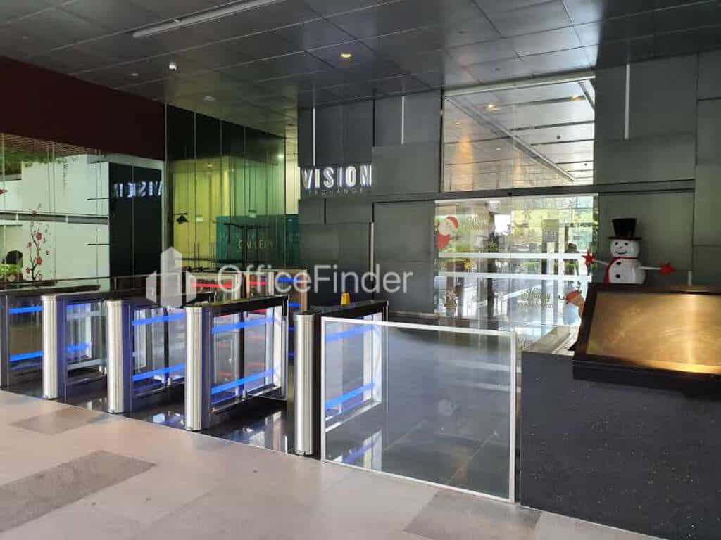 Vision Exchange Office for Rent