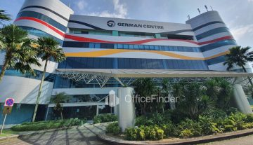 German Centre Office for Rent
