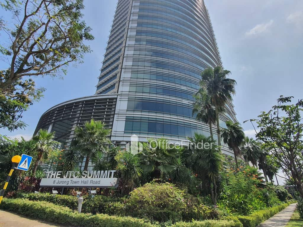 JTC Summit Office for Rent
