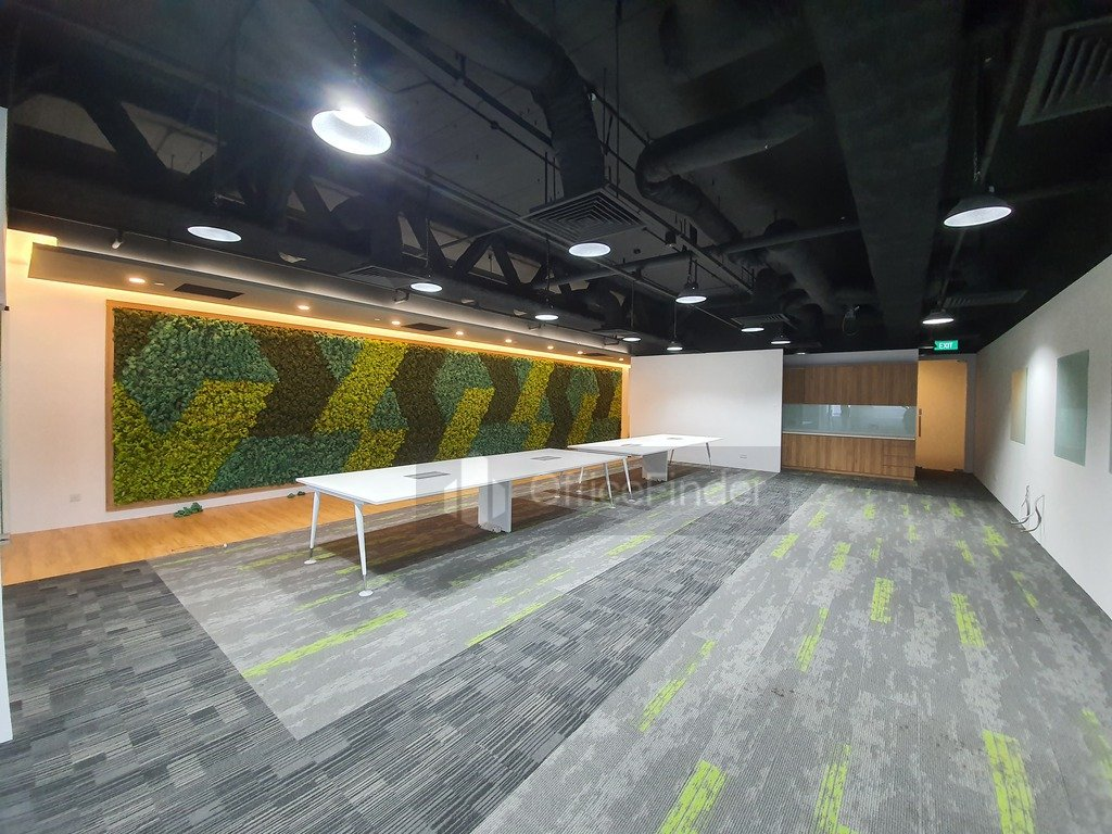 One Raffles Place Office Space for Rent