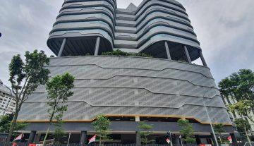 100 Jurong East St 21