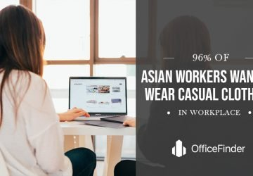 Asian Workers Want To Wear Casual Clothing