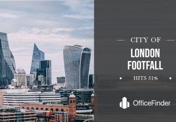 City Of London Footfall