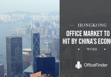 HK Office Market To Be Hit By China's Economic Woes