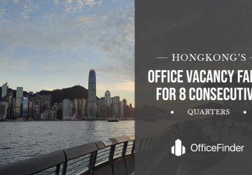 HK's Office Vacancy
