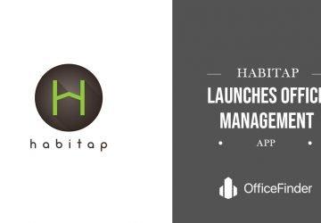 Habitap Launches Office Management App