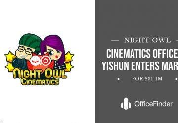 Night Owl Cinematics Office In Yishun
