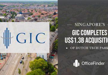 Singapore's GIC