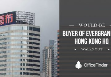 Would-be Buyer Of Evergrande's Hong Kong HQ Walks Out